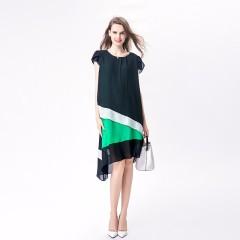 夏装甜美时尚风情新款连衣裙